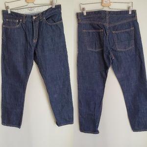 🔔LANDS END Slim fit Jeans in Mens size 33x30